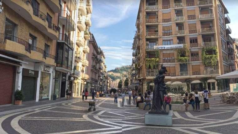 Corso Mazzini – Cosenza